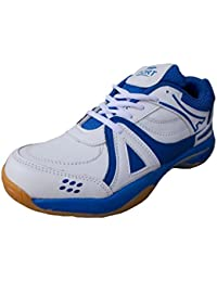Port Men's Synthetic Badminton Sports Shoes