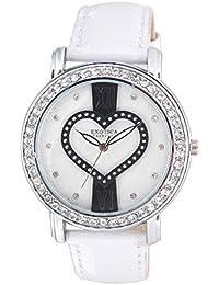 Exotica Analog White-Black Dial Women's Watch