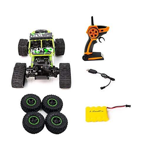 mimagogy 1 bis 18 Elektro-Vierrad-Antrieb Motorschlitten Rad Modell Fernbedienung Auto -