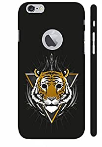 KALAKAAR Printed Back Cover for Apple iPhone 6/Apple iPhone 6s With logo,Hard,HD Matte Quality,Lifetime Print Warrenty