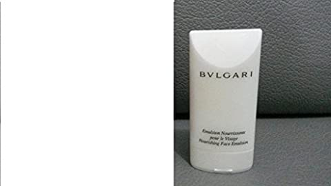 Bvlgari Unscented Nourishing Face Emulsion 30 ml x 2