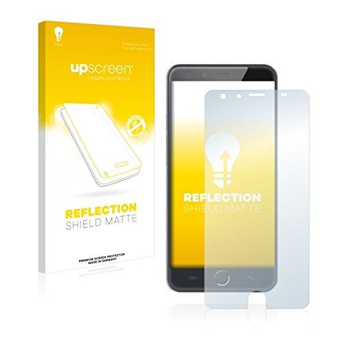 upscreen Reflection Shield Matte Bildschirmschutz Schutzfolie für Ulefone Be Touch 3 (matt - entspiegelt, hoher Kratzschutz)