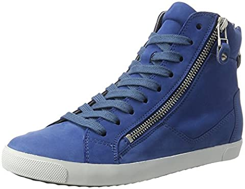 Kennel und Schmenger Damen Queens High-Top, Blau (Azur Sohle Weiss), 40.5 EU (7 UK)
