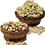 #7: Ancy 100% Natural Organic cashew and pista (cashus and pista) 500gm (pack of 2x250)