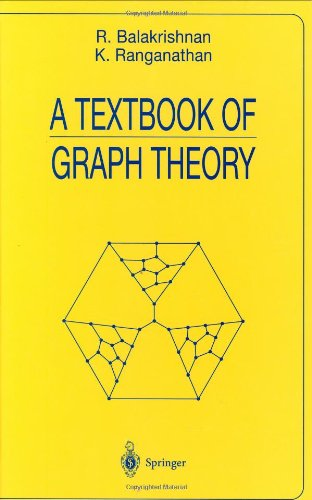 A TEXTBOOK OF GRAPH THEORY par R. Balakrishnan