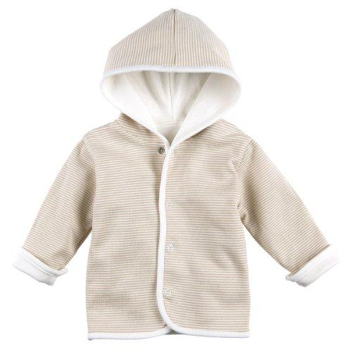 FEETJE Wendejacke Baby-Jacke Babykleidung, Größe 56, natur