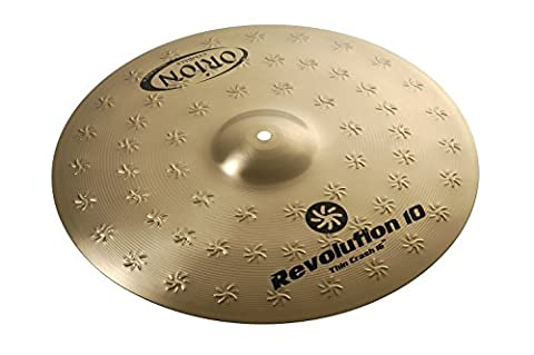 Orion Cymbals Revolution 10 Series RX16TC Cymbale Crash 16