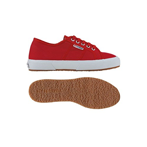 Superga 2750- Plus Cobinu, Baskets Basses femme red