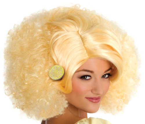 Strawberry Shortcake Lemon Meringue Deluxe Costume Wig