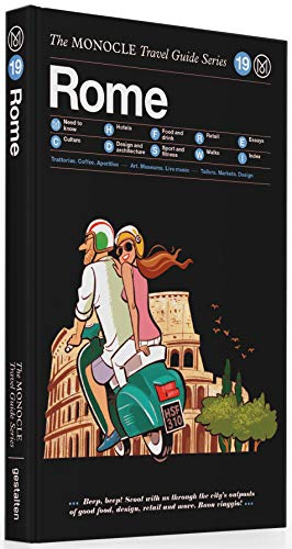 Monocle travel guide Rome (The Monocle Travel Guide Series) por Monocle