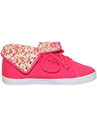 Circa Skateboard womens shoes NATHTW Rurf Pink/Blumen