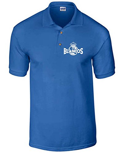 T-Shirtshock - Polo WC0538 REAL MADRID T-SHIRT - LOS BLANCOS, Talla S