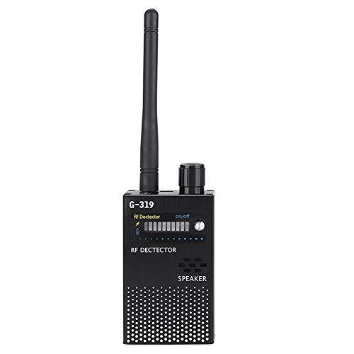 VBESTLIFE 1.2G & 2.4G Erkennung RF Signaldetektor 1 MHz-8000 MHz Hohe Empfindlichkeit Wireless Bug Detector -