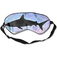 Black-and-white Shark 99% Eyeshade Blinders Sleeping Eye Patch Eye Mask Blindfold For Travel Insomnia Meditation preisvergleich bei billige-tabletten.eu