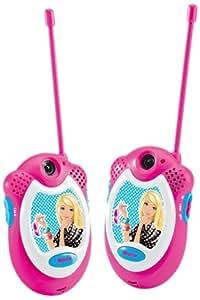LEXIBOOK Barbie - TW06BB - Jouet fille - Talkies-Walkies Barbie