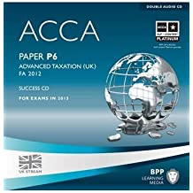 ACCA - P6 Advanced Taxation FA 2012: Audio Success CD