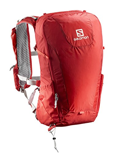 -Rucksack, Peak 20, rot/dunkelgrau (red/dark grey), 20 L, L40119000 ()