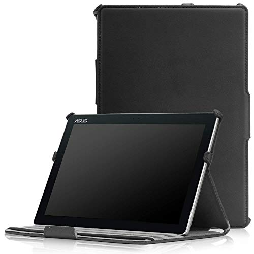 cover tablet asus 10.1 MoKo ASUS Zenpad 10 (Z300C) Case - Slim-Fit Multi-anglo Folio Cover Custodia per ASUS Zenpad 10.1 Z300C / Z300CNL / Z300CG / Z300CL / Z300M Tablet