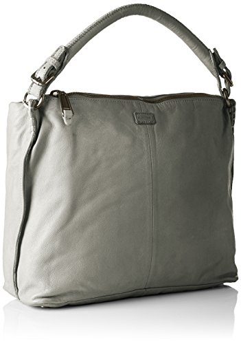 Marc O'Polo 70117431201100 Eight, sac bandoulière Gris clair