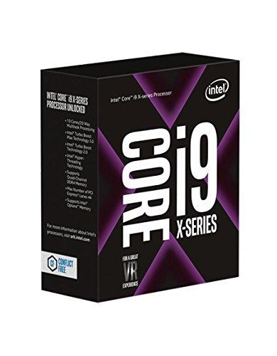 Intel Core i9-7900X Prozessor, der X-Serie (bis zu 4,30 GHz, 13,75 MB Intel Cache