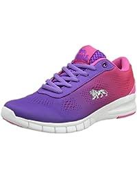Lonsdale Remi, Chaussures de Running Compétition Femme, Noir