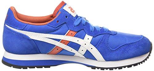 Asics Oc Runner Unisex-Erwachsene Sneaker Blau (classic Blue/white 4201)