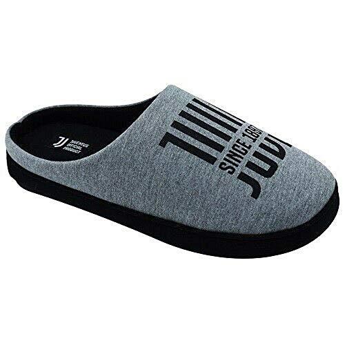 Pantofole Milan Adulto//Bambino casa Prodotto Ufficiale,Antiscivolo,Logo Ricamato
