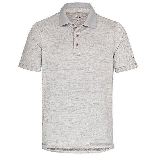 CMP Man T-Shirt Melange Stretch 3T60777 Grey Mel.