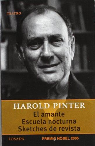 Amante, El - Escuela Nocturna (Gran Teatro / Great Theater) por Harold Pinter