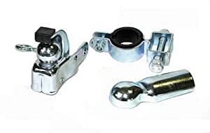 Raccord standard métal menabo pOWERTAKER remorque et mAXICARGO sattelstangenbefestigung