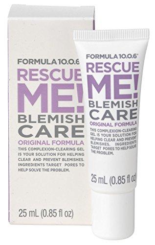 Formula 10.0.6 Rescue Me - Acne Blemish Care Treatment 25 ml (0.85 fl oz) -