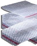 ei-Packaging 100 Taschen mit Bläschenfolie 130mm x 180mm Pouches (BP02) 5 'x 7'