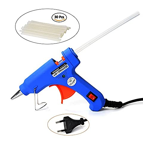 Bord De Tous Les Temps Costumes - ATPWONZ Pistolet à air chaud silicone Kit