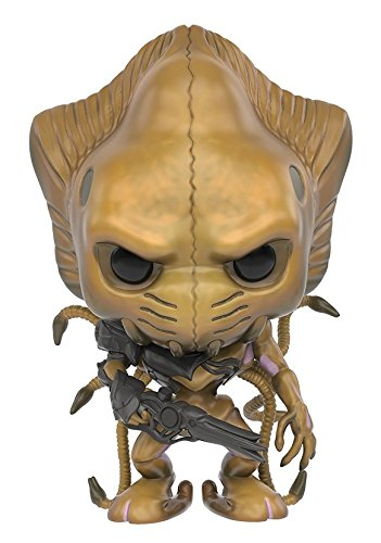 Funko - Figurine Independence Day Resurgence - Alien Warrior Pop 10cm - 0849803095079