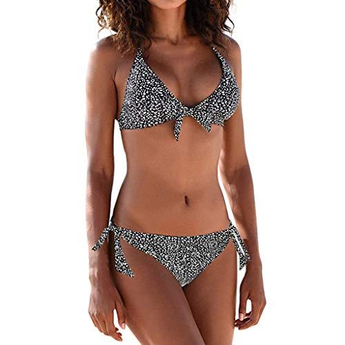 Bunte Seaside Beach Womens BH Push up Gepolsterte Bikini Bademode Set Bademode Bademode Bademode Unterwäsche 2 Stück Wäsche plus brasilianische Bikinis Braga Alta swimsuit swimanzug swimwear