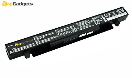 Lap Gadgets Laptop Battery For Asus X550L, X550C, X550CL, X550LA, A450, A450C, A450L, A450V, A550, F450, F550, F552, K450, K550, P450, P550, R409, R510, X551MA, X450, X452, X550 4 cell 2200 mAh PN: A4