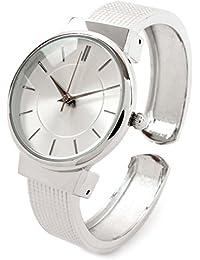 96d3de8a35aa STC Reloj de Pulsera para Mujer con Esfera Grande