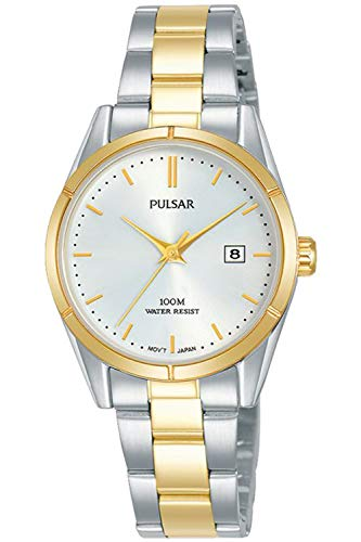 Pulsar Active Montre Femme Analogique Quartz avec Bracelet Acier Inoxydable PH7474X1