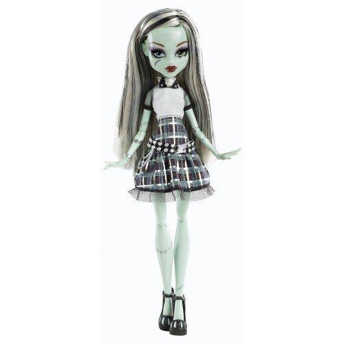 Mattel - MONSTHER HIGH FRANKIE STEIN Y0424 - W9912 (Frankenstein Anzug)