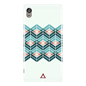 a AND b Designer Printed Mobile Back Cover / Back Case For Sony Xperia Z5 Premium (SON_Z5P_3D_3387)