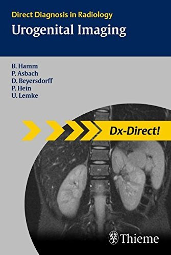 Urogenital Imaging (Direct Diagnosis in Radiology) by Bernd Hamm (2008-03-12)