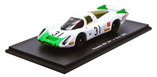 Spark - S3481 - Porsche - 908 - Le Mans 1968 - Échelle 1/43