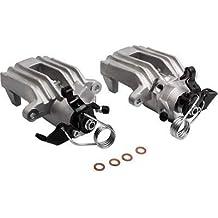 ZYauto Rear Left & Right Brake Caliper for A3 TT Bora 8N0615424A