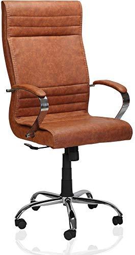Green Soul Verona High Back Office Chair (Tan)