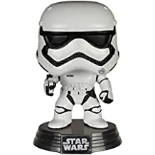 Funko FK6225 - Pop! Star Wars Episode VII The Force Awakens - First Order Stormtrooper Vinyl Figur 10 cm