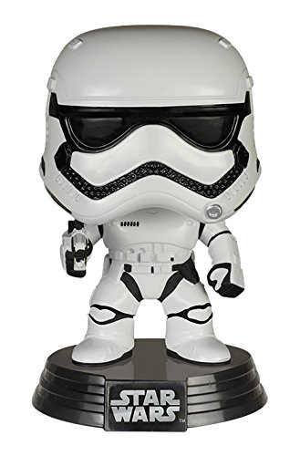 Funko 6225 No Actionfigur Star Wars: E7 TFA: First Order Stormtrooper, Mehrfarbig