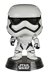Funko - Figura Pop! Star Wars Episode Vii: First Order Stormtrooper
