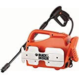 Black & Decker PW1300C Pressure Washer (Black And Orange)