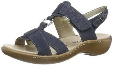 Remonte - R8552 - Chaussures, bleu (blau (lake 14)), taille 41