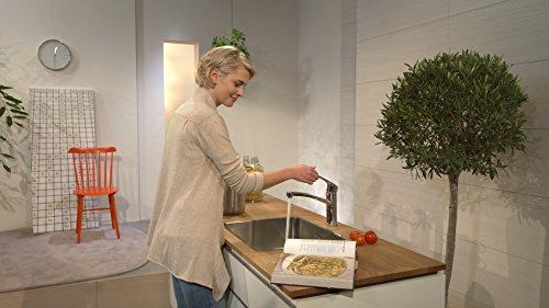 Hansgrohe – Focus Küchenmischer, schwenkbar, Komfort-Höhe 160 - 6